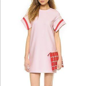 Cynthia Rowley Bonded Stripe Dress *NWT*